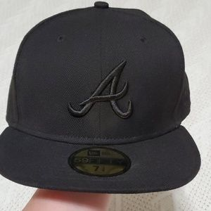 New Era Atlanta Braves Fitted Cap
